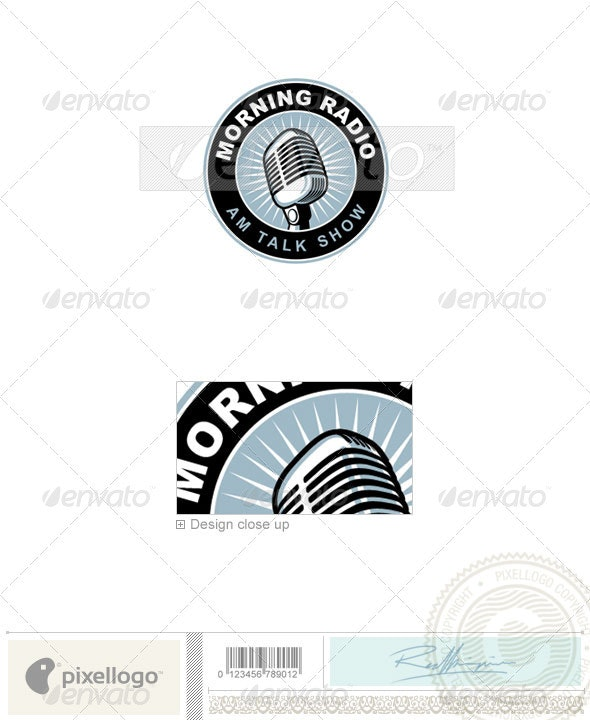 Activities & Leisure Logo - 1446 - Objects Logo Templates