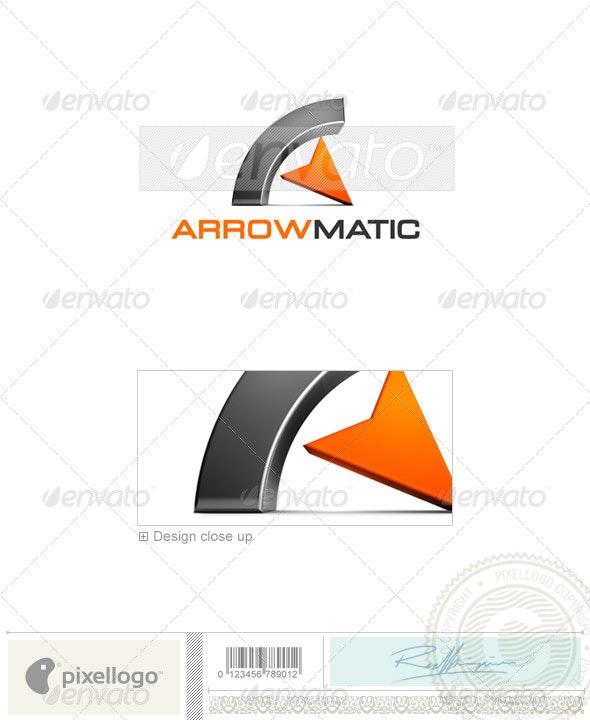 Business & Finance Logo - 3D-354 - 3d Abstract