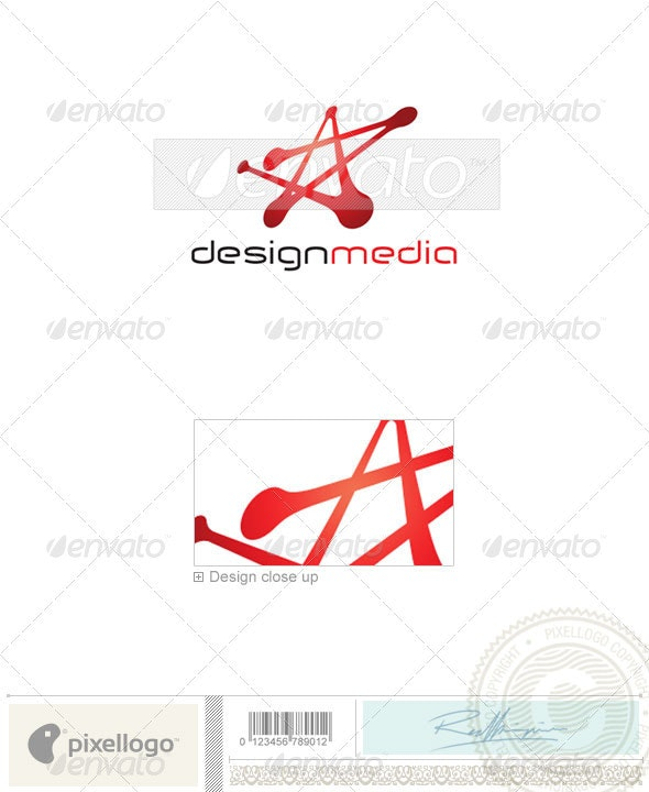 Activities & Leisure Logo - 1890 - Vector Abstract