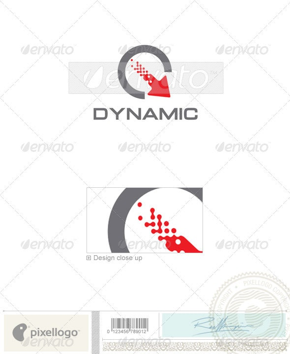 Business & Finance Logo - 785 - Vector Abstract