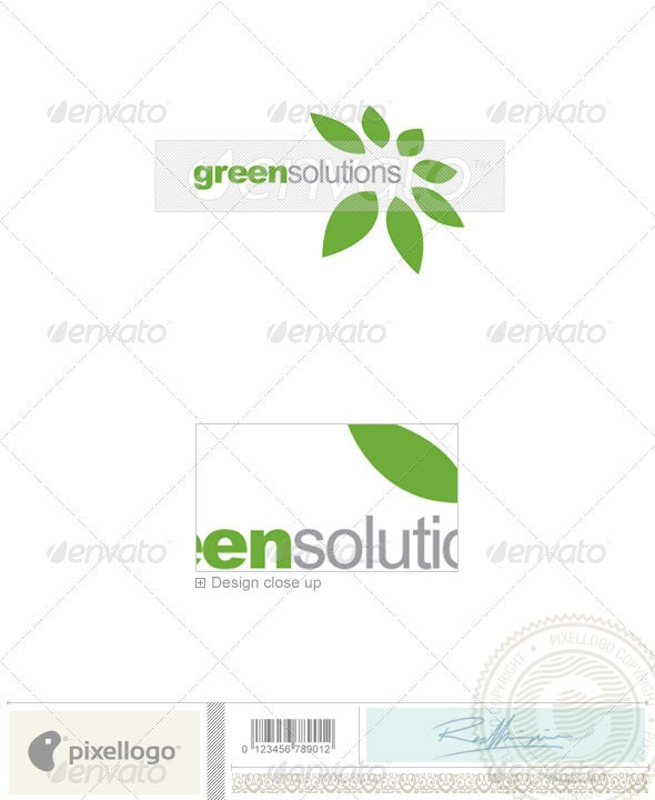 Nature & Animals Logo - 2168 - Nature Logo Templates