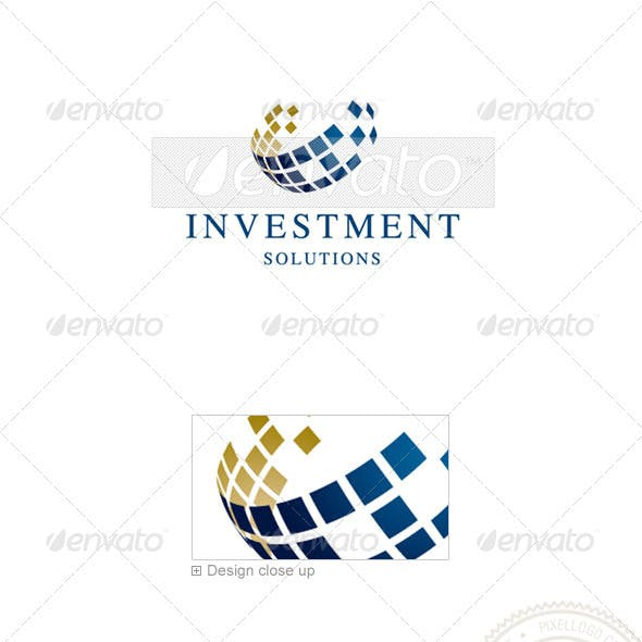 Business & Finance Logo - 2223
