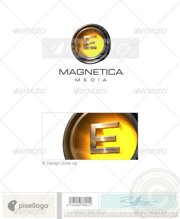 E Logo - 3D-238-E - Letters Logo Templates