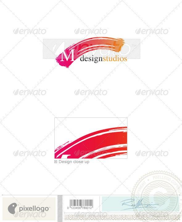 Print & Design Logo - 518 - Letters Logo Templates