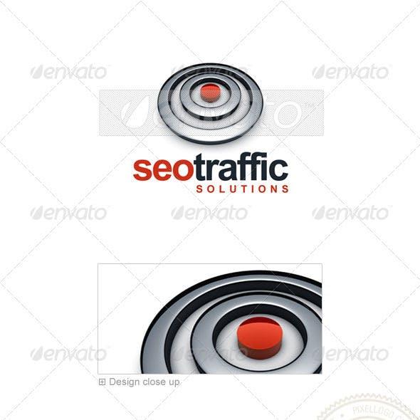 Technology Logo - 3D-625