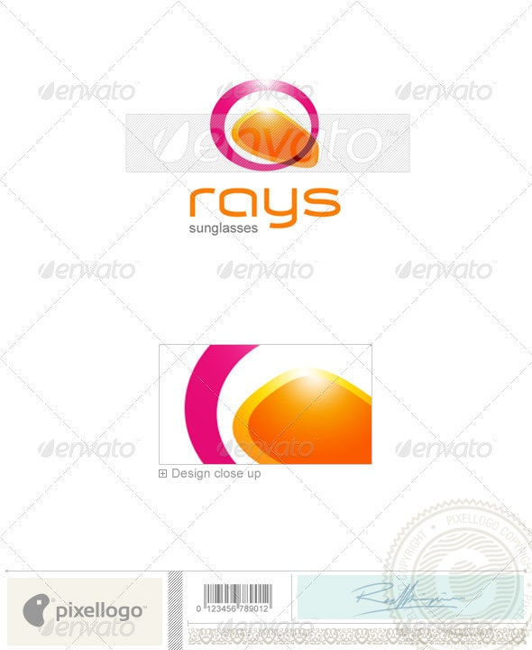Activities & Leisure Logo - 1621 - Vector Abstract