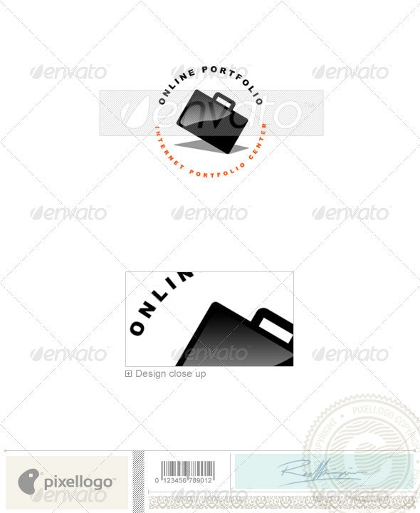 Business & Finance Logo - 316 - Vector Abstract