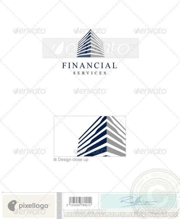 Home & Office Logo - 1182 - Buildings Logo Templates