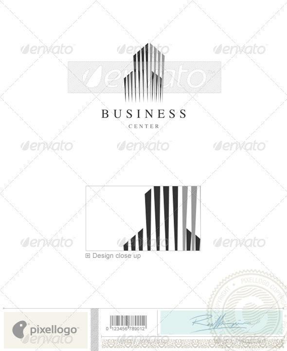 Home & Office Logo - 647 - Buildings Logo Templates