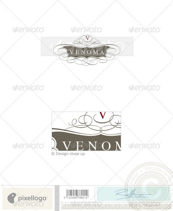 Activities & Leisure Logo - 1322 - Letters Logo Templates