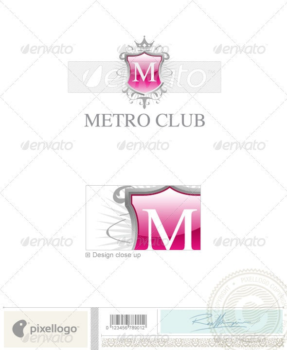 Home & Office Logo - 1755 - Crests Logo Templates