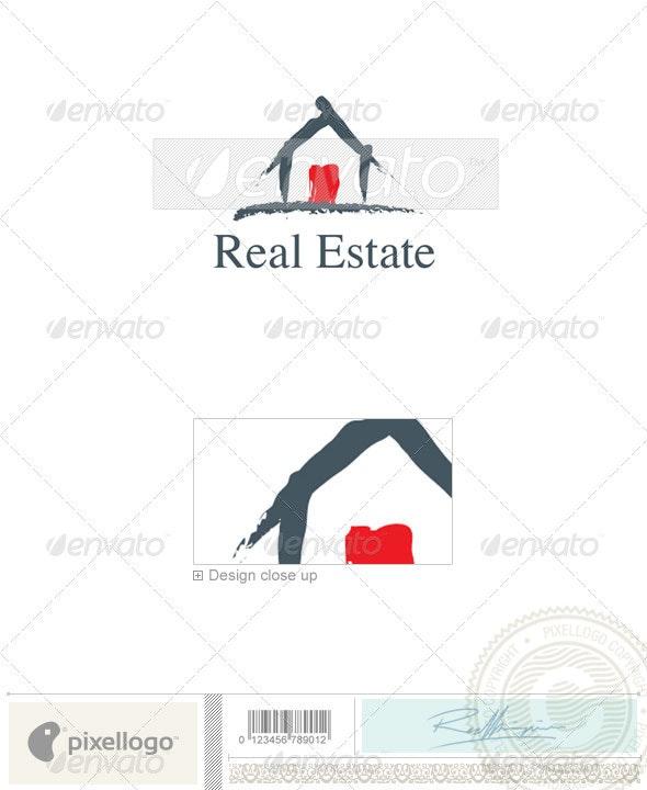 Home & Office Logo - 534 - Buildings Logo Templates