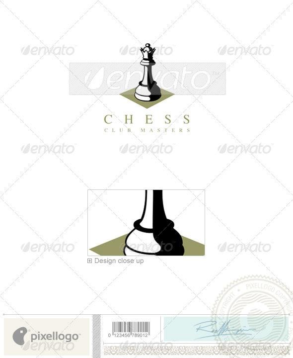 Business & Finance Logo - 581 - Objects Logo Templates