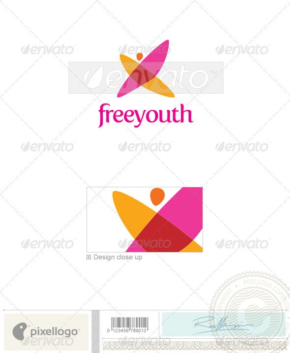 Business & Finance Logo - 1698 - Vector Abstract