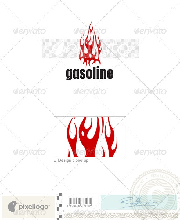 Industry & Science Logo - 686 - Vector Abstract