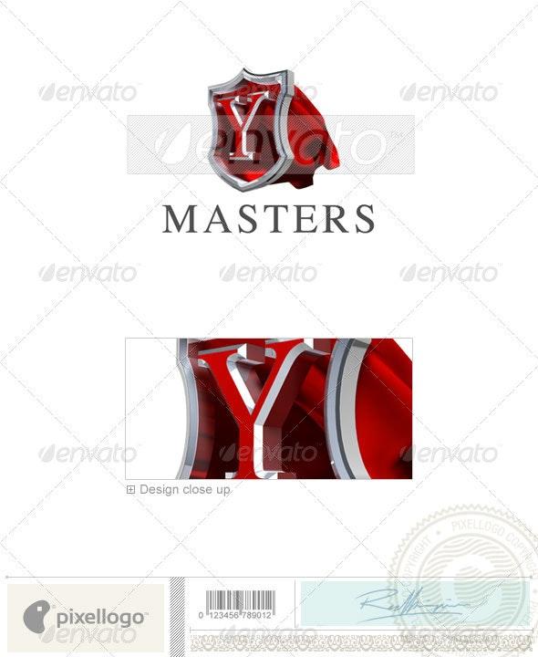 Y Logo - 3D-259-Y - Letters Logo Templates