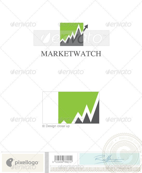 Business & Finance Logo - 383 - Vector Abstract