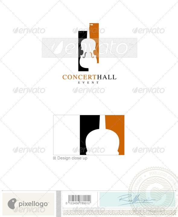 Activities & Leisure Logo - 59 - Objects Logo Templates
