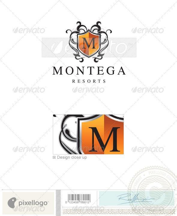 emblem Logo - 2125 - Crests Logo Templates