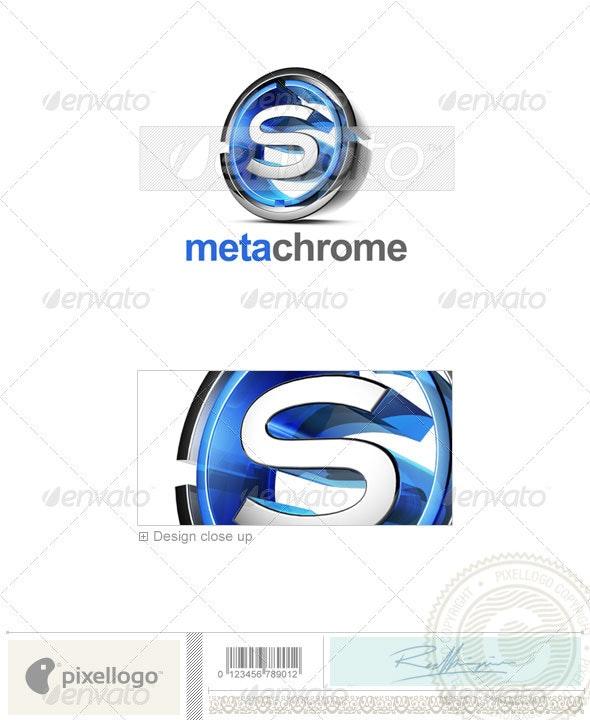 S Logo - 3D-476-S - Letters Logo Templates