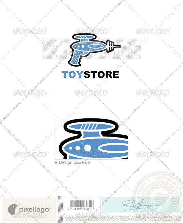 Activities & Leisure Logo - 1040 - Objects Logo Templates