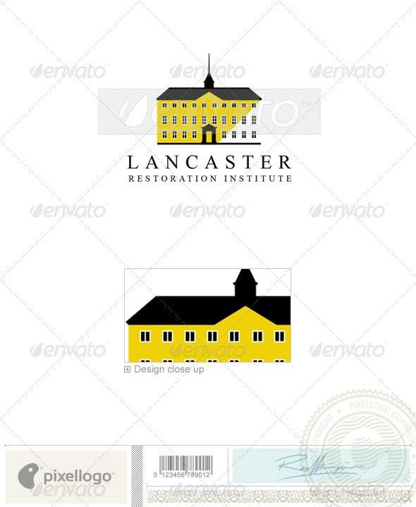 Home & Office Logo - 1391 - Vector Abstract