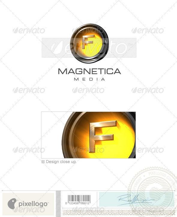 F Logo - 3D-238-F - Letters Logo Templates