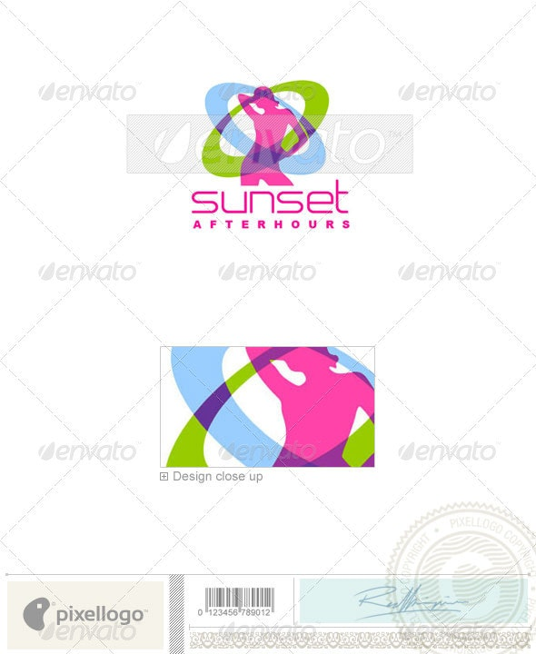 Activities & Leisure Logo - 1489 - Humans Logo Templates