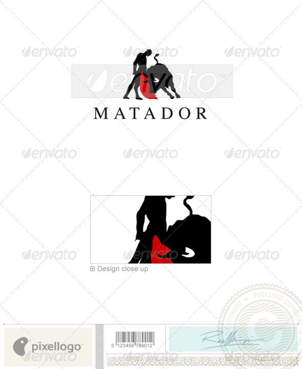 Activities & Leisure Logo - 1593 - Animals Logo Templates