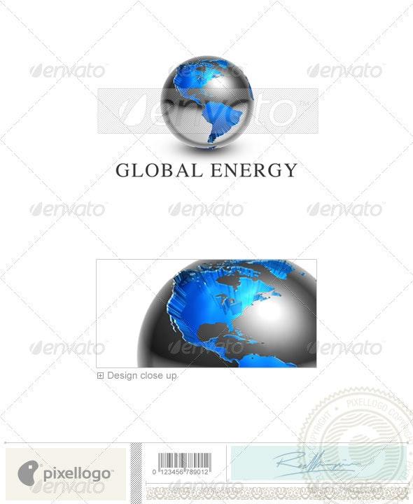 Communications Logo - 3D-458 - 3d Abstract