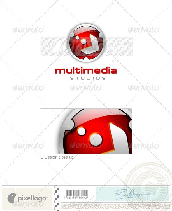 Activities & Leisure Logo - 3D-131 - 3d Abstract