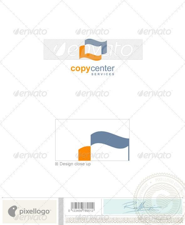 Print & Design Logo - 648 - Vector Abstract
