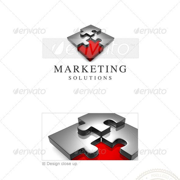 Business & Finance Logo - 3D-633