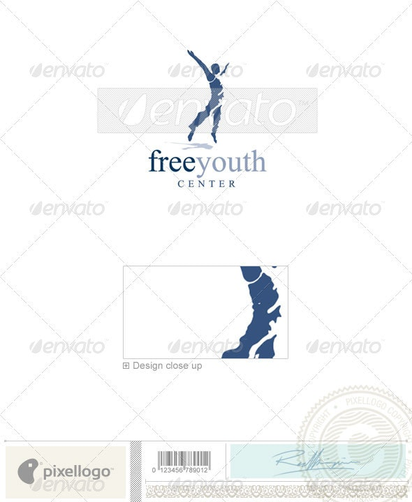 Business & Finance Logo - 1157 - Humans Logo Templates