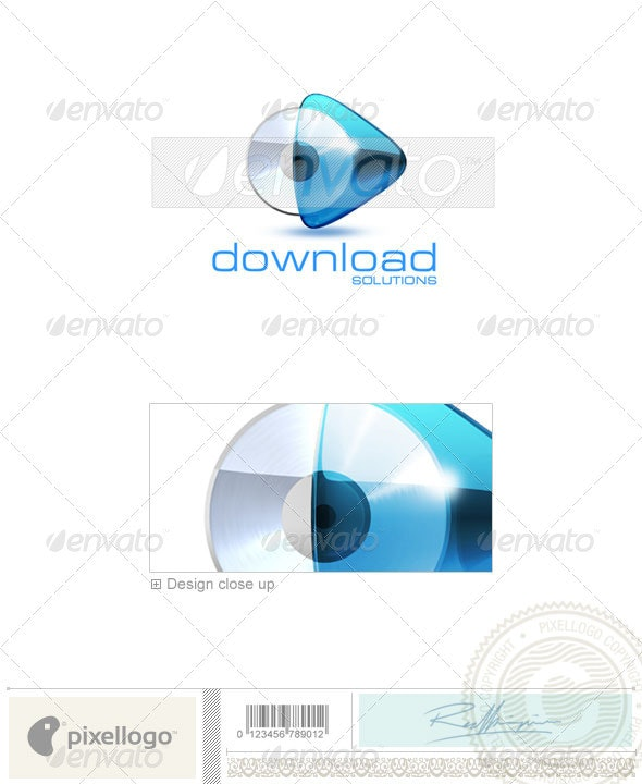 Activities & Leisure Logo - 3D-236 - 3d Abstract