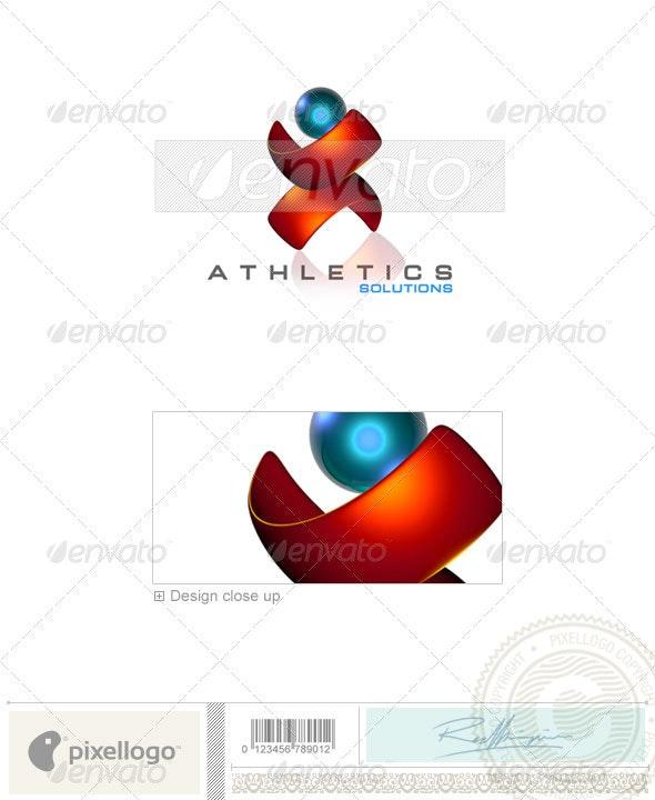 Activities & Leisure Logo - 3D-99 - 3d Abstract