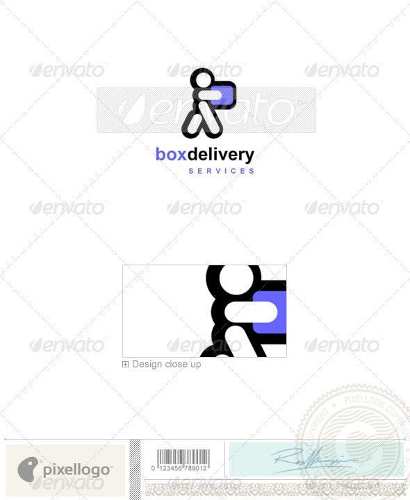 Transportation Logo - 677 - Vector Abstract