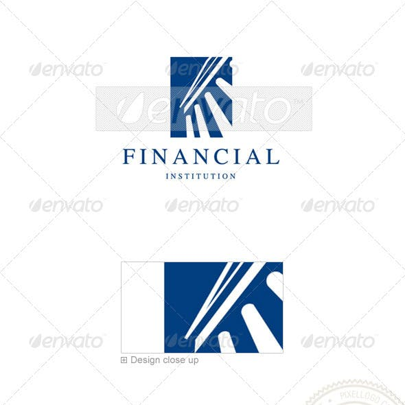 Business & Finance Logo - 642
