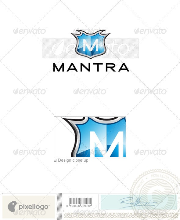 Business & Finance Logo - 1869 - Crests Logo Templates
