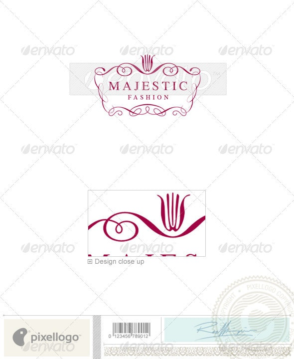Activities & Leisure Logo - 1901 - Vector Abstract