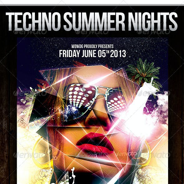 Techno Summer Party