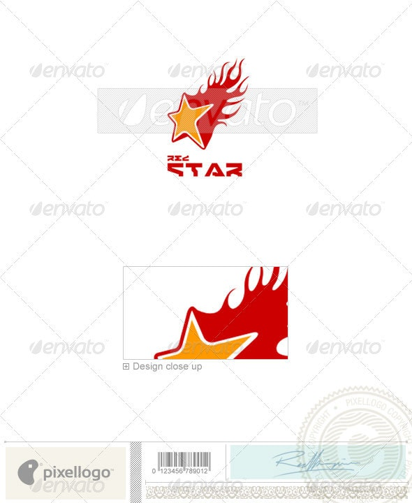 Business & Finance Logo - 619 - Vector Abstract