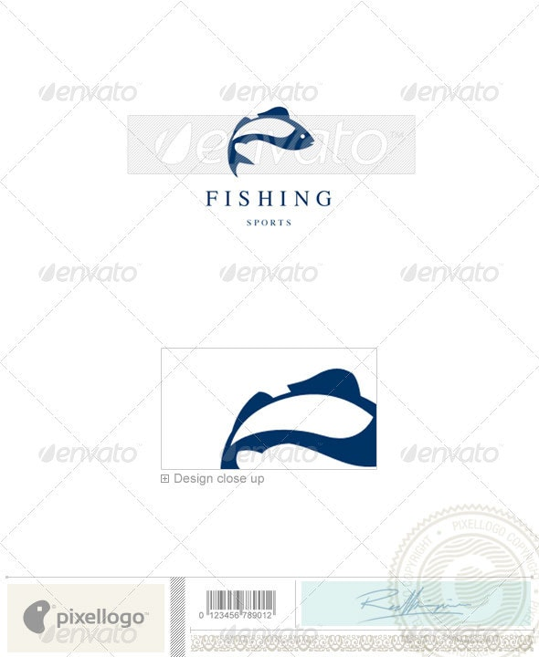 Nature & Animals Logo - 671 - Animals Logo Templates