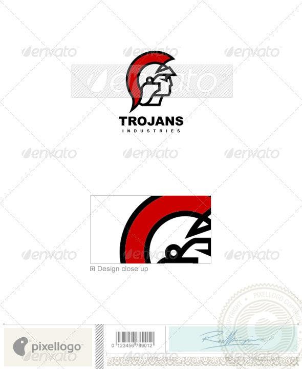 Business & Finance Logo - 597 - Humans Logo Templates