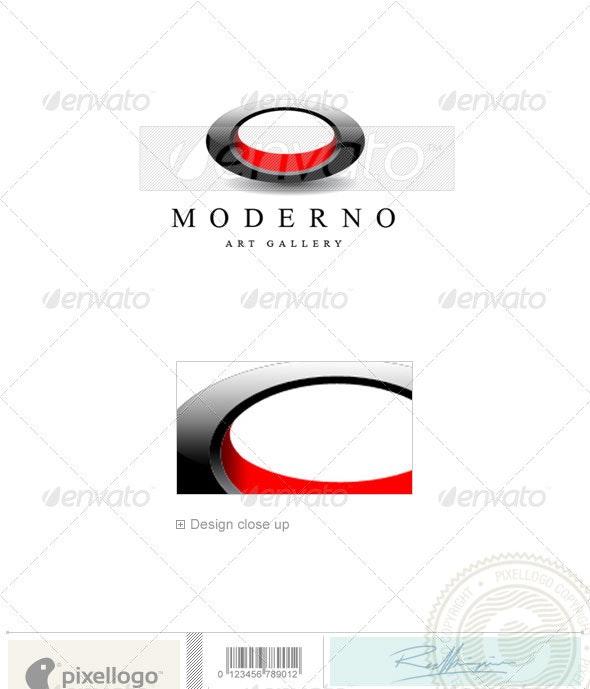 Print & Design Logo - 1306 - Vector Abstract