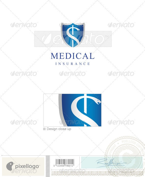 Industry & Science Logo - 1079 - Vector Abstract