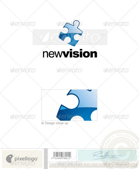 Business & Finance Logo - 2088 - Vector Abstract