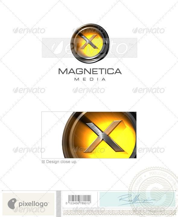 X Logo - 3D-238-X - Letters Logo Templates