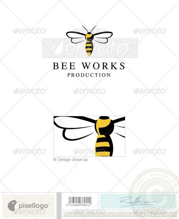 Nature & Animals Logo - 2171 - Animals Logo Templates