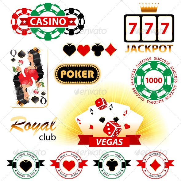 Casino Signs and Emblems